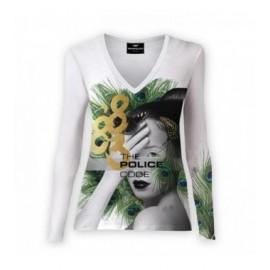 camiseta-bushido-peacock-883police