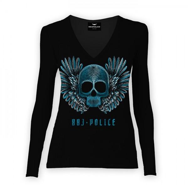 camiseta-manga-larga-mujer-wing-skull-883police