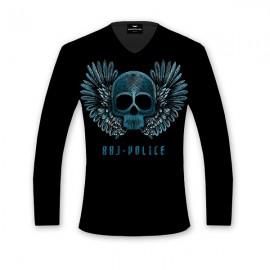 camsieta-wing-skull-883police