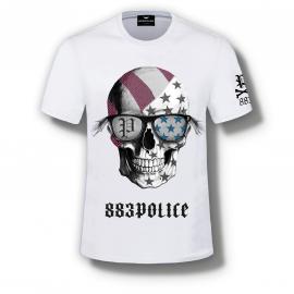 camiseta-precious-skull-calavera-883-police