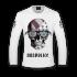 Camiseta con calavera Precious Skull Manga Larga