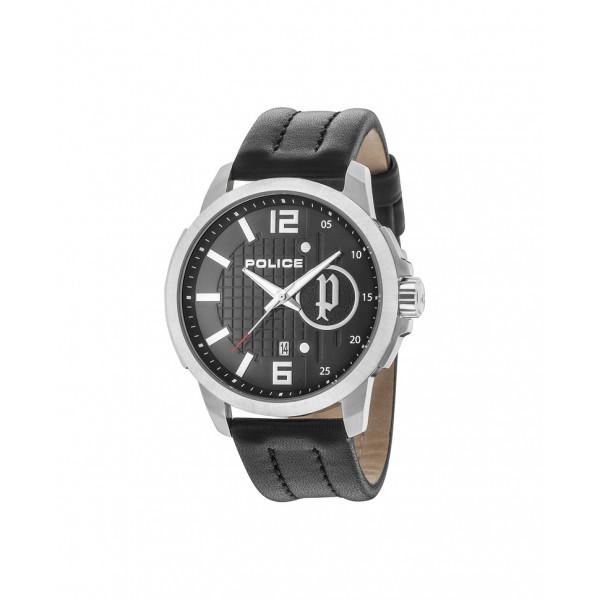 Reloj Police Squad 3H grey dial