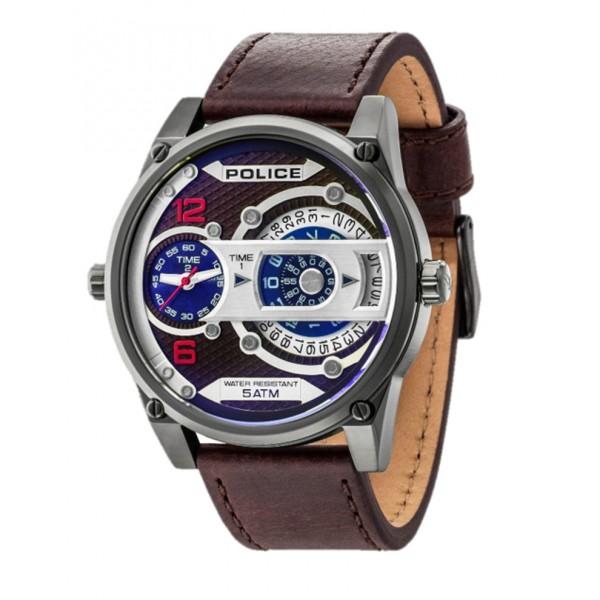 reloj d-jay 3h marron