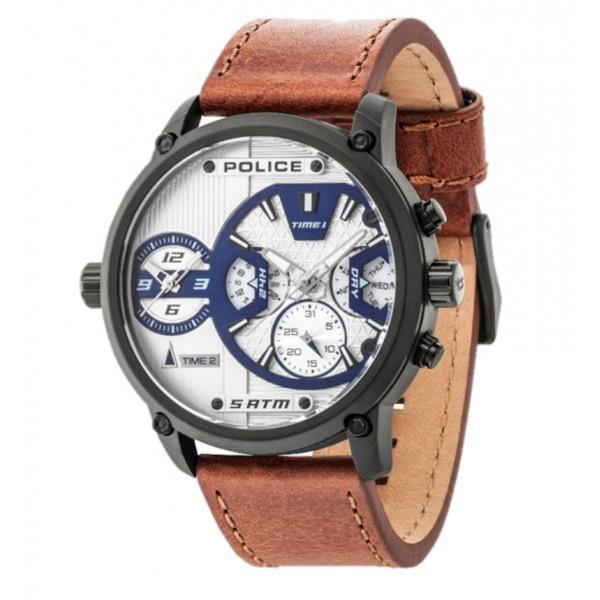 Reloj Police Taipan Multi. brown